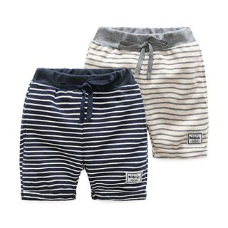 WellKids - Kids Striped Shorts