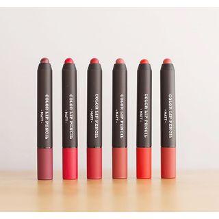 A'PIEU - Color Lip Pencil Matt (10 Colors)