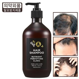 TOSOWOONG - Nutrient Fortifying Clinic Hair-Loss Care Shampoo 500ml