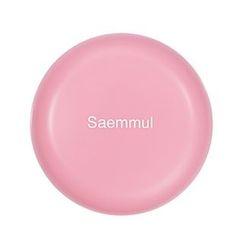 The Saem - Sammul Smile Bebe Blusher (#01 Rose Pink)