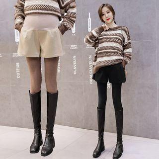 NEUF - Maternity Stomach Lift Shorts