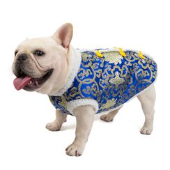 Fabcast - Cheongsam Pet Top