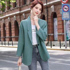 Princess Min - Plain Blazer