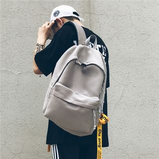 SUNMAN - Canvas Backpack with Strap