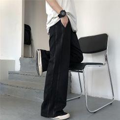 Ztreetus - Wide Leg Pants