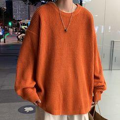 Oakjam - Plain Sweater
