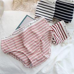 Meredith - Striped Panties