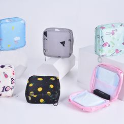 Lezi Bags - Printed Sanitary Pouch