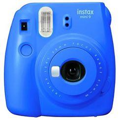 Fujifilm - Fujifilm Instax Mini 9 Instant Camera (Cobalt Blue)
