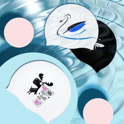 Mermaid's Tale - 泳帽