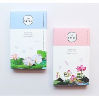 THE PURE LOTUS - Lotus Leaf Mask Set - 2 Types
