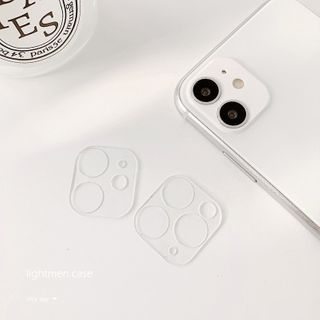 Handy Pie - Tempered Glass Lens Protector Film Phone Case - iPhone 11 Pro Max / 11 Pro / 11
