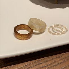Calypso - 两件套装: 戒指