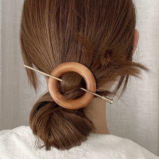 moliveny - 木製髮簪