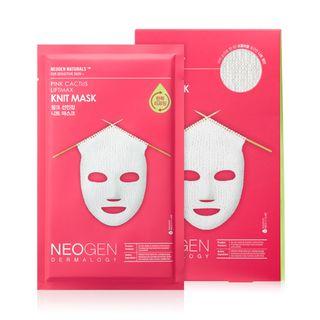 NEOGEN - Dermalogy Pink Cactus Liftmax Knit Mask 1pc