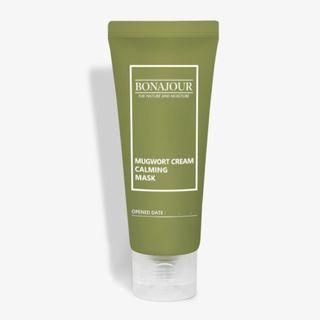 BONAJOUR - Mugwort Cream Calming Mask