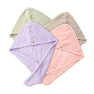 Day&Night - Kids Coral Fleece Quick Dry  Hair Towel