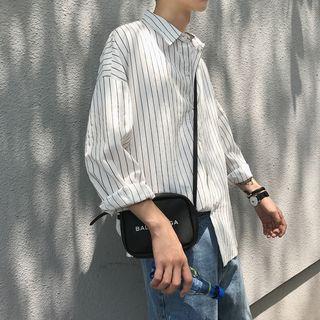CooLook - Pinstriped Shirt