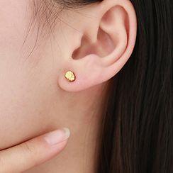 Miss JoJo - Metal Stud Earring
