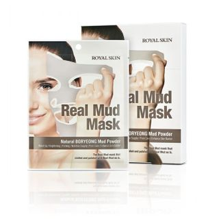 ROYAL SKIN - Real Mud Mask 5pcs