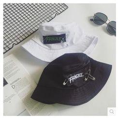 FROME - Applique Bucket Hat