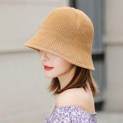 Jiggon - 针织渔夫帽