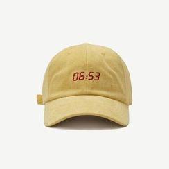 HARPY - 刺繡數字棒球帽