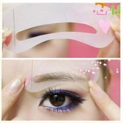 Homy Bazaar - Augenbrauen-Schablone
