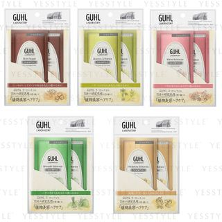 Kao 花王 - Guhl Laboratory Shampoo & Treatment Trial Set - 5 Types