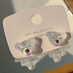 Studio Nana - Bear Stud Earring