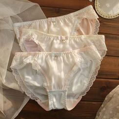 Loverly - Lace Trim Panties