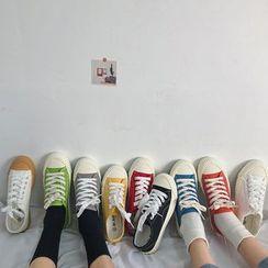 Shanhoo - Canvas Sneakers