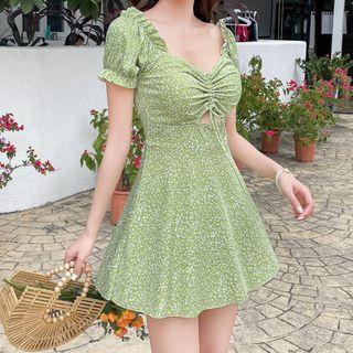 ASUMM - Floral Swim Dress