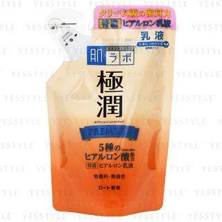 Rohto Mentholatum - Hada Labo Gokujyun Premium Emulsion Refill