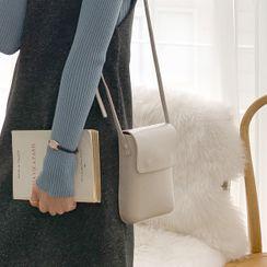 MERONGSHOP - Flap Shoulder Bag