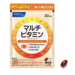 Fancl Health & Supplement - 综合强身维他命