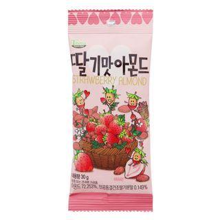 Tom's Farm - Dry Roasted Strawberry Flavor Almond 30g