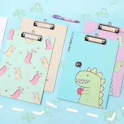 Eranso - Dinosaur Print A4 Clipboard