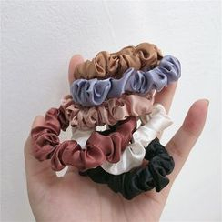 Studio Nana - Ruffle Fabric Hair Tie
