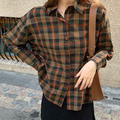 HYAKU - 格子衬衫