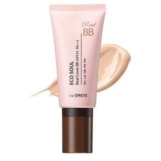 The Saem - Eco Soul Real Cover BB SPF42 PA++ 45g (2 Colors)