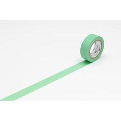 mt - mt Masking Tape : 1P Fresh Green