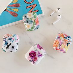 Edgin - Floral Print AirPods Case Protection Cover