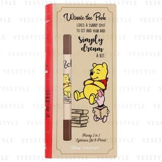 Baby Bright - Disney's Christopher Robin Winnie The Pooh Honey 2 In 1 Eyebrow Gel & Pencil