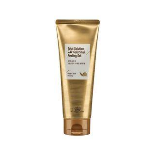 Pretty skin - Total Solution 24K Gold Snail Peeling Gel
