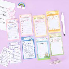 Monez - Sticky Notes (various designs)