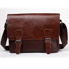 TESU - Faux Leather Shoulder Bag