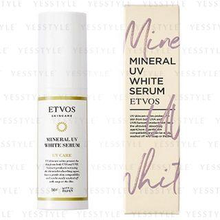 ETVOS - 礦物質防紫外線美白精華 SPF 35 PA+++