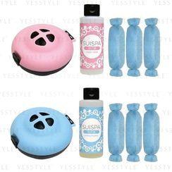 Sosu - Suispa Hydrogen Bubble Bath Starter - 2 Types