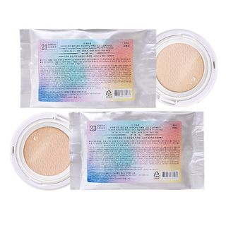 DAYCELL - The Artcell Aurora Pearl Tension Cushion Brightening Effect SPF50+ PA++++ Refill Only 16g